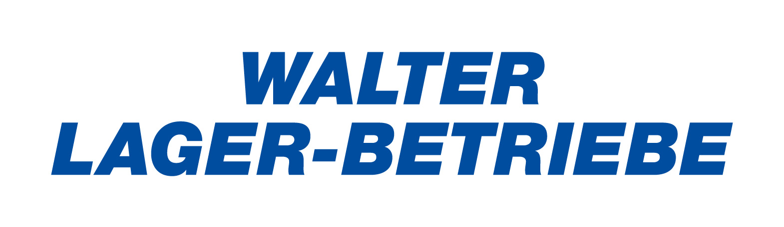 WALTER LAGER-BETRIEBE